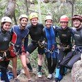 We canyoning et plage