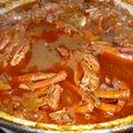 La cuisine du lendemain : bisque de homard