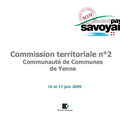 Commissions territoriales du 16 et 17 juin - documents à télécharger
