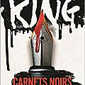 Carnets noir, de king stephen