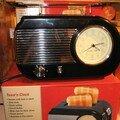 Toast'n Clock