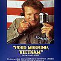 Good morning vietman, de barry levinson (1987)