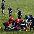 Entrainement du XV de France [ 29.02.12 ]