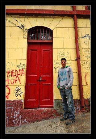 Valparaiso, août 2009
