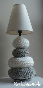 lampe sans abat jour et eteinte