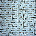 354 - Arêtes de poissons