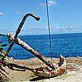 Huahine 2006 (115)vue sur le lagon