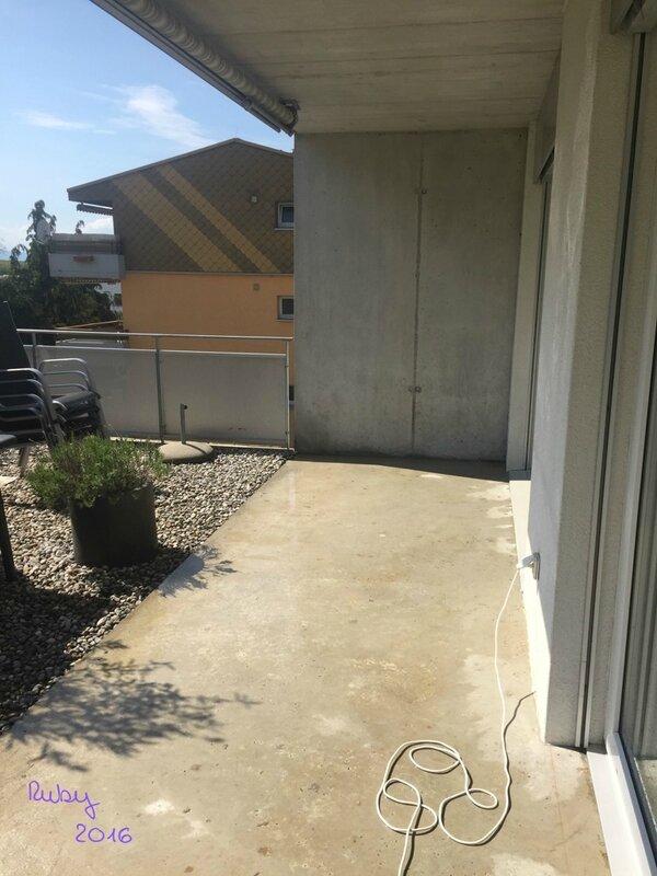 Terrasse nettoyée 1