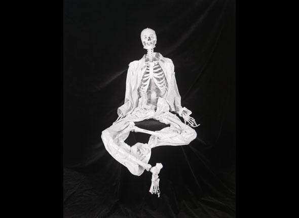 Michel Journiac, Rituel pour un mort, 15 decembre 1978, 1960. Crédit : Arphot / Jean Michalon, Paris, CNAP / Adagp, Paris 2010