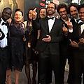 Le doigt d'honneur de cédric herrou au festival de cannes crée la polémique