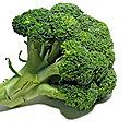 Sauté de brocolis et de poivron rouge