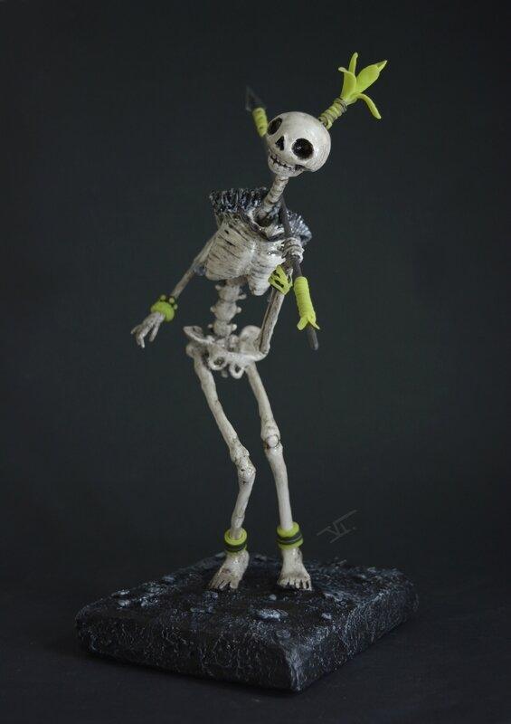 Guerrier squelette2