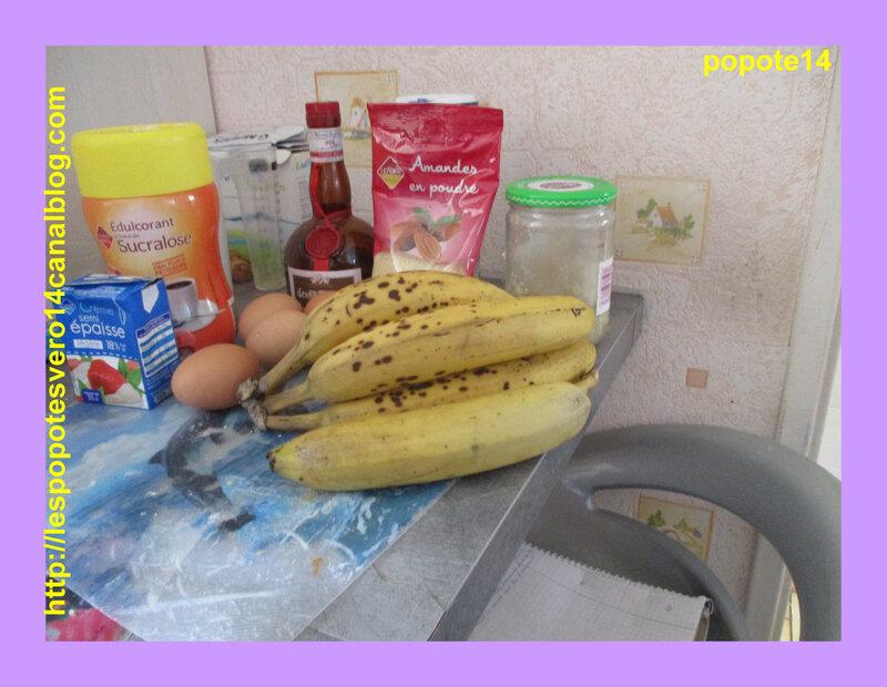 tarte bananes et amande1