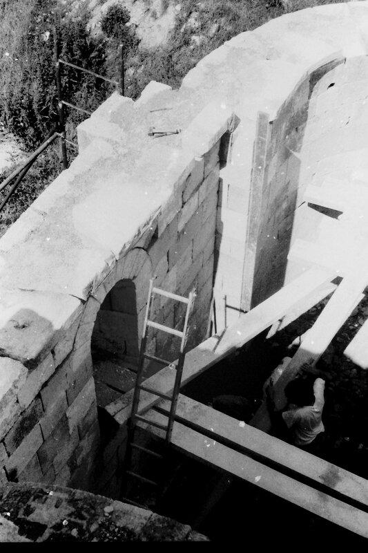 comment réparer une cathédrale , une voûte , un clocher