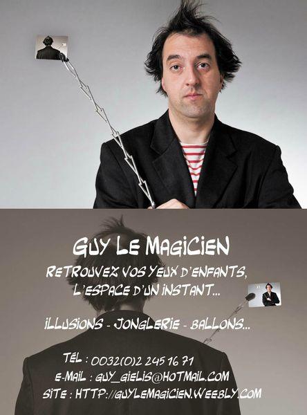 Carte Guy le Magicien-PF