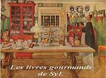 challenge livres gourmands Syl