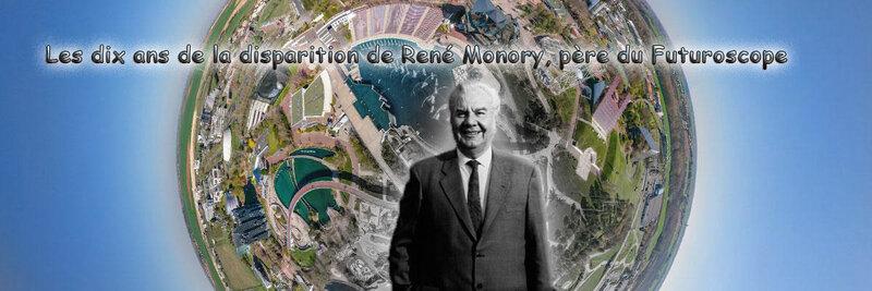 Les dix ans de la disparition de René Monory, père du voyage dans le Futur au Futuroscope