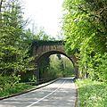 Le pont de 15 m. L 98 A > gare de Roisin-Autreppe