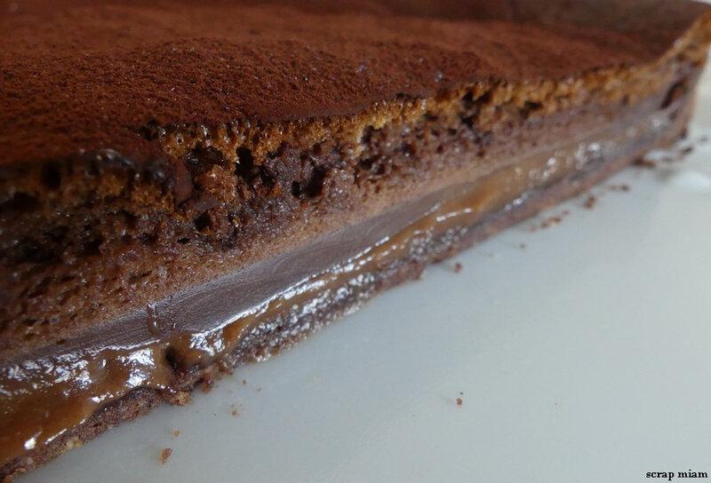 tarte soufflée chocolat grolet 3