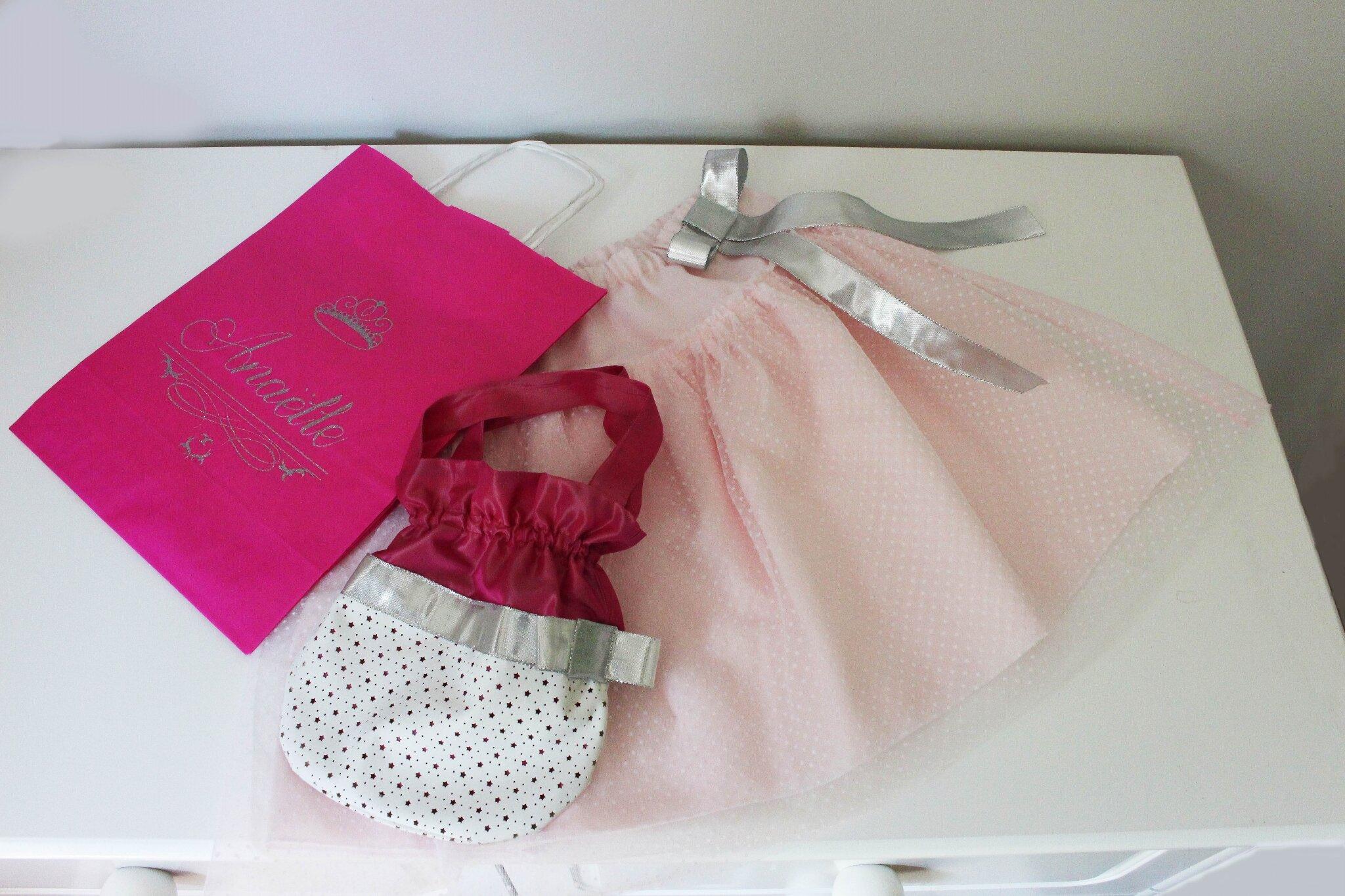 Cadeau d'anniversaire pour une princesse