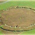 Le cercle de pierre de brodgar