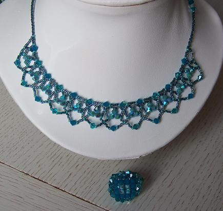 Collier B&B turquoise