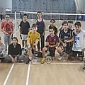 00454) BADMINTON brassage n1 - 5 nov 2014