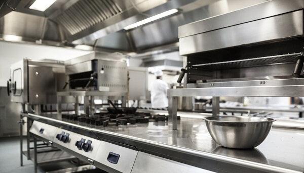 équipement de cuisine professionnelle