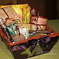 Des cadeaux... et une petite carte de noël pour ma dt crafty individuals