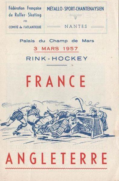 Champ de Mars France Angleterre