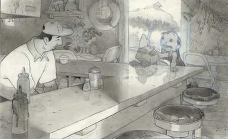 Paul Felix - Lilo & Stitch 12