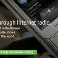 Web radio by nokia