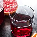 Mocktail cranberry / pamplemousse