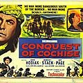 Conquest of cochise. william castle