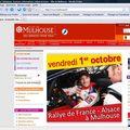 France- le #rallye d'alsace à mulhouse ... plus de 70 000 personnes attendues !