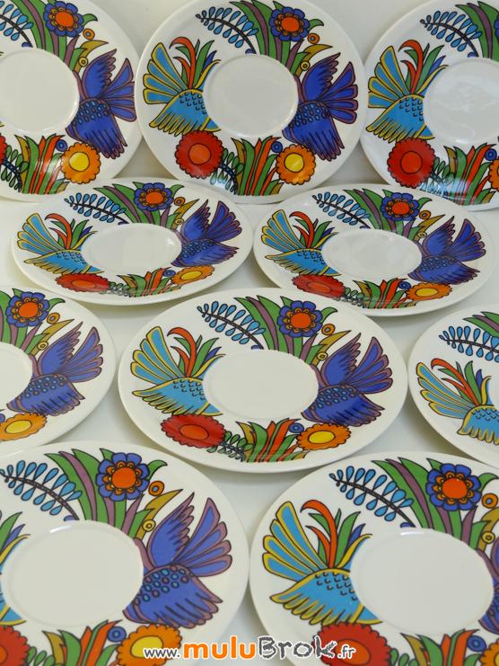 ACAPULCO-Villeroy-Boch-Assiette-1-muluBrok-Vaisselle-Vintage