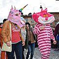 Le défilé du carnaval à toulouse le 9 avril 2016 (10)