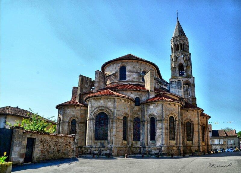 Eglise St Léonard de Noblat