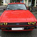 Ford capri iii 1600 (1978-1984)
