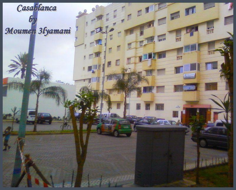 Résidence Ennassr,Av Med VI Casablanca