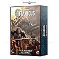 Adeptus titanicus - dernières nouveautés