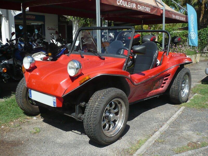 LM SOVRA LM1 buggy La Saline les Bains (1)