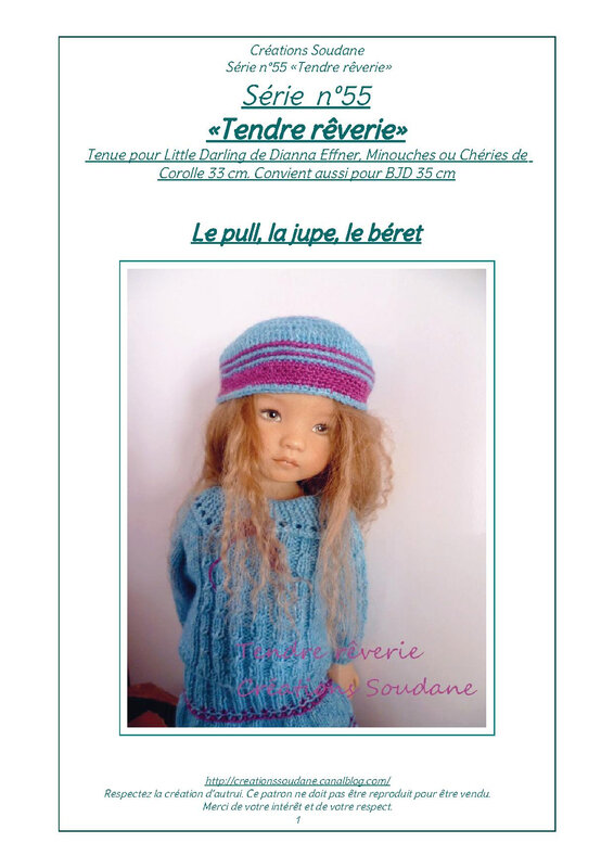 CS 55 Tendre rêverie Little Darling