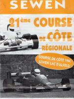 05-21ème Course de Cote Régiona SEWENl