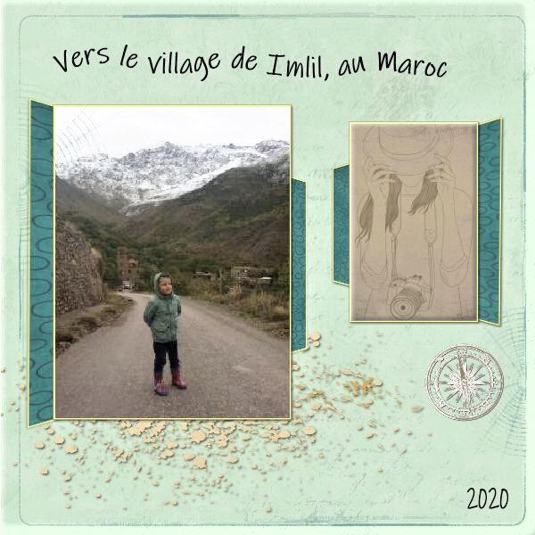 * Imlil, commune au Maroc