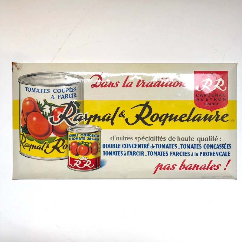 plaque tomate raynal