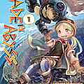 Made in abyss (volumes 1, 2 et 3) d'akihito tsukushi : issn 2607-0006
