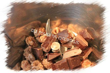 Crème choco-marrons 1