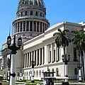 el capitolio, La Havane