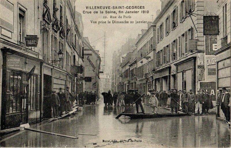 CPA villeneuve saint georges_1